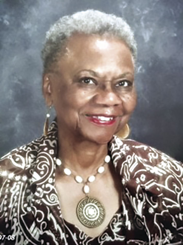 South Carolina's faith community lost one of its most prominent members as Mrs. Gladys B. Goforth earned her wings on August 12, 2019.