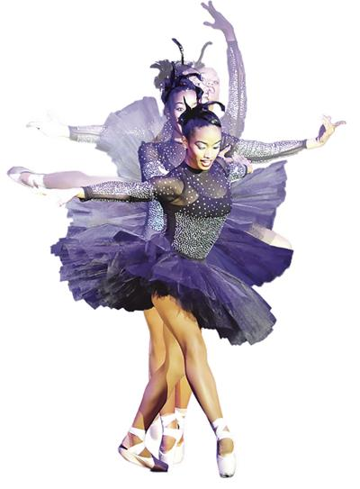 UniverSoul Circus Dancers