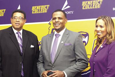 New Coach Chennis Berry