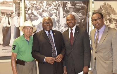 """History Makers at the """"Justice for All"""" Exhibit"""