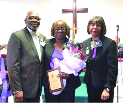 ID Q Newman Woman of the Year