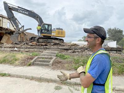 city hotel demolition 20-07-29