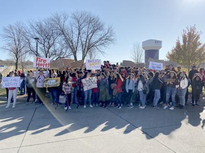 denison protest4 19-11-19