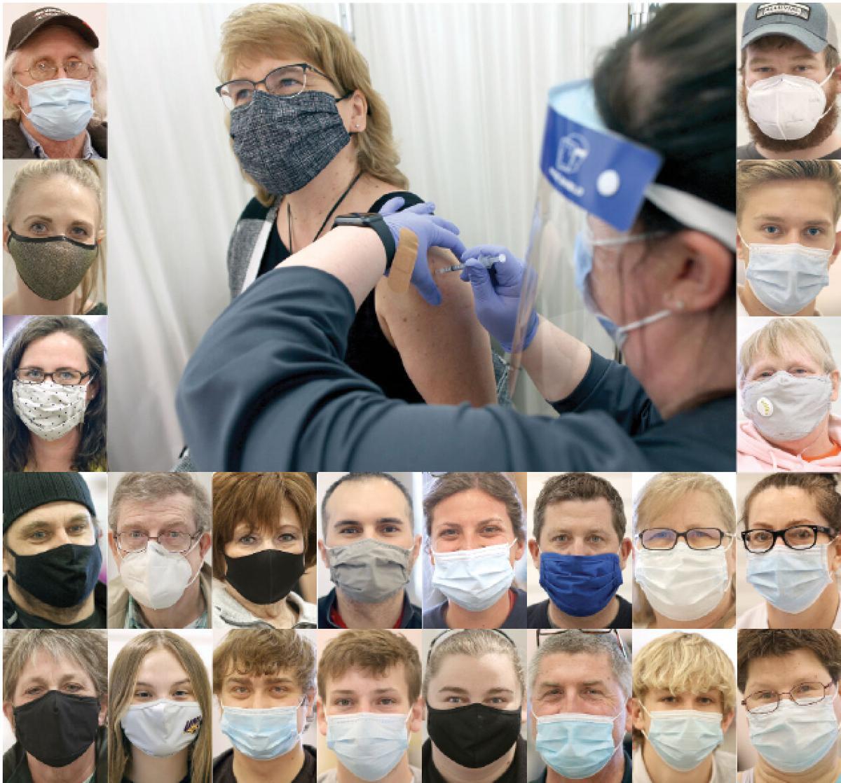 vaccine headshots