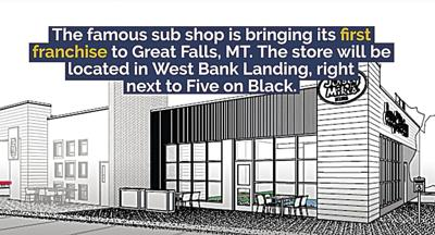 Jersey Mike's Coming Soon to Great Falls!