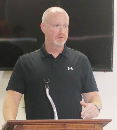 Coach Robert Moran