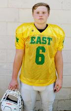 Merritt to play in 8-man Shrine Bowl