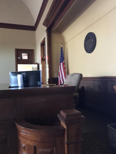 Clay County Courtroom