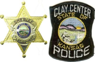 Clay Co. Sheriff and Clay Center Police