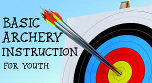 Archery Instruction for Youth