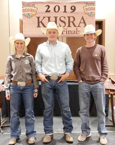 At KHSRA finals