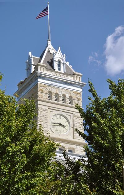 Clay County Courthouse Clock Tower