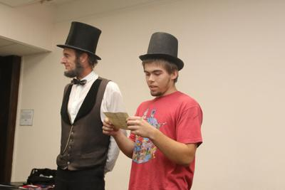 Portraying Lincoln