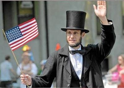 Pres. Lincoln to visit