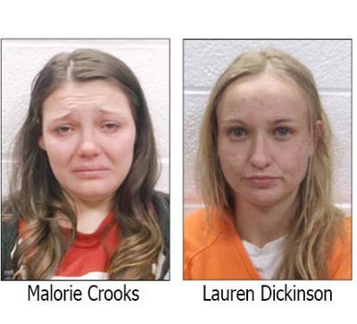 Two arrested on drug charges | Police | ccenterdispatch com
