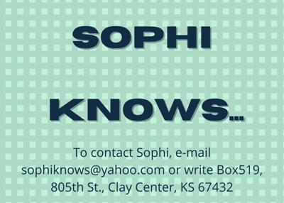 Sophi Knows...