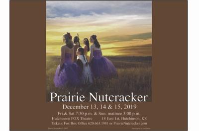 Prairie Nutcracker