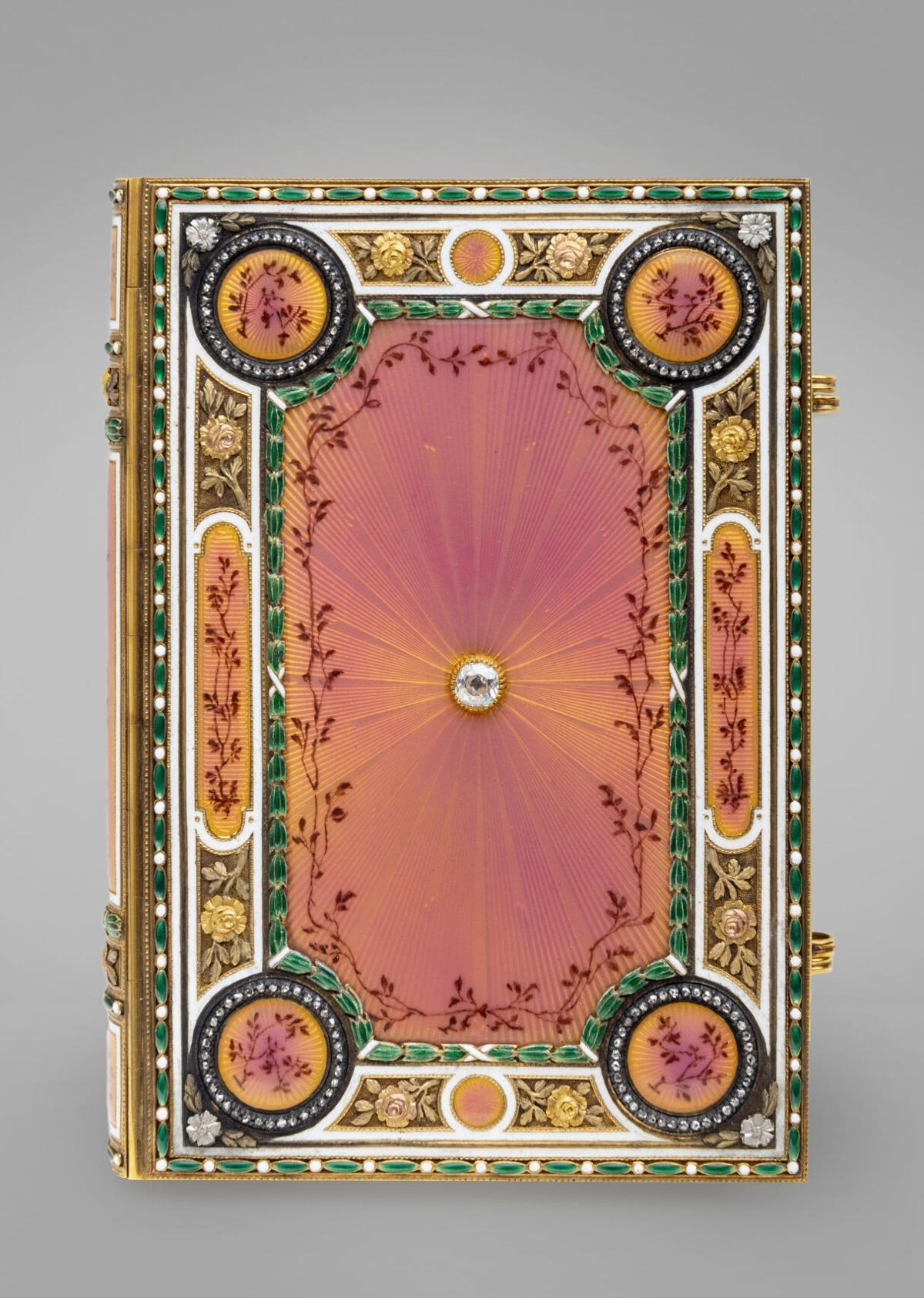 House of Faberge and Mikhail Perkhin - Notebook 1932.121_TMA.jpg