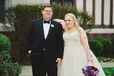 Jeanette McClellan and Eric Richardson Wedding