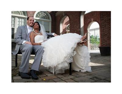 Alex and Christie Kuhns Wedding