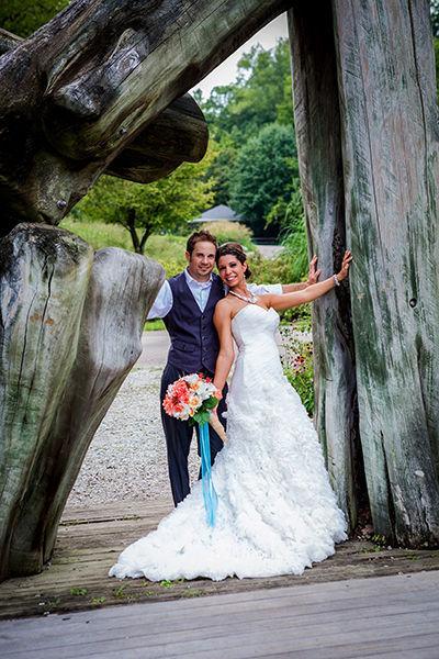 Ben and Karen Hershner Wedding