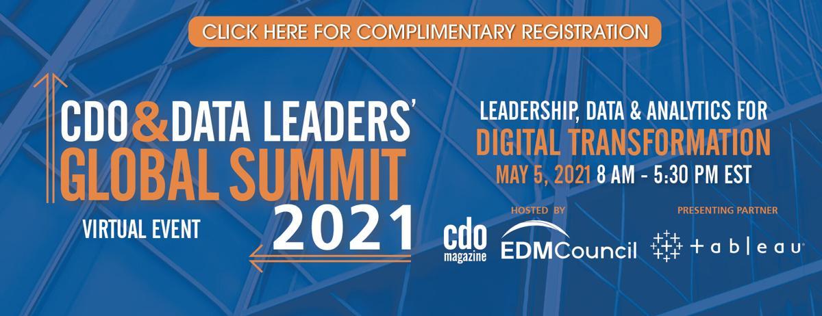 Global CDO & Data Leaders' Summit 2021
