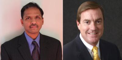 Ravikanth Kasamsetty & Richard Dyke