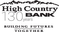 High Country Bank