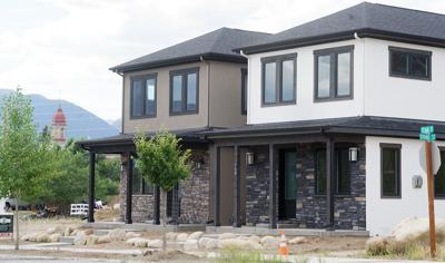 New homes on Cedar