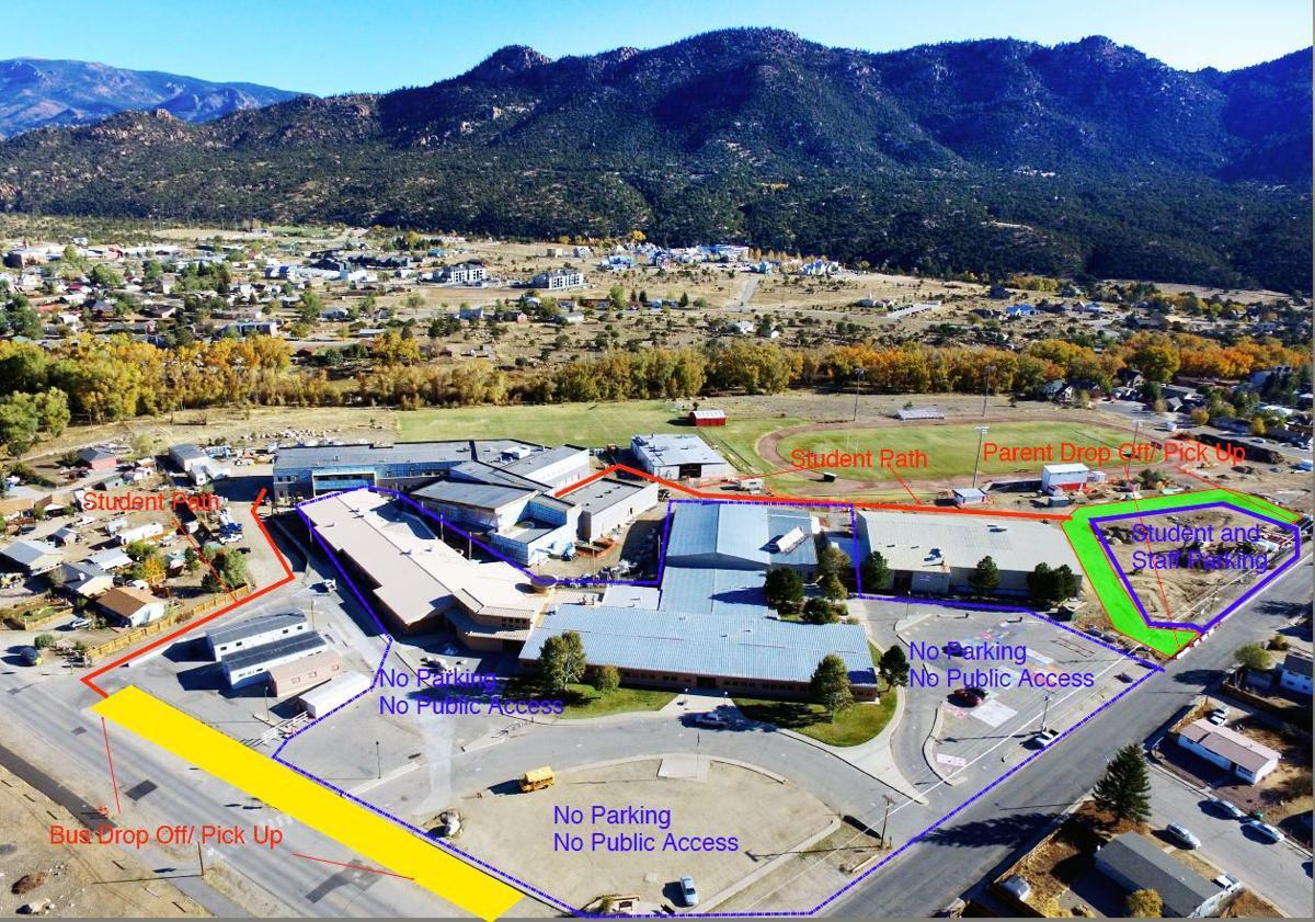 School site map