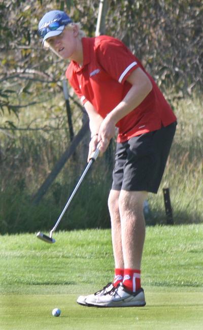 Tournament medalist Chandler Smethers