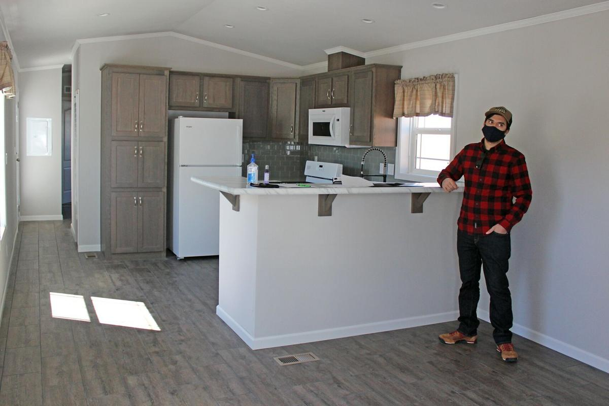 Energy saving homes featured in Chaffee Green homes tour