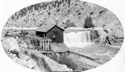 BV power plant 1888