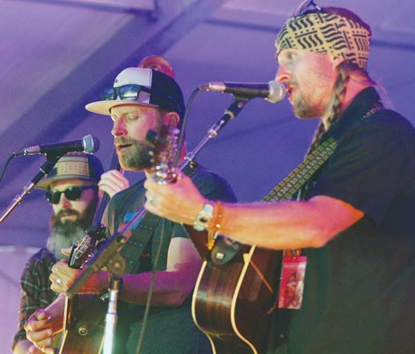 Bentgrass performs at Seven Peaks