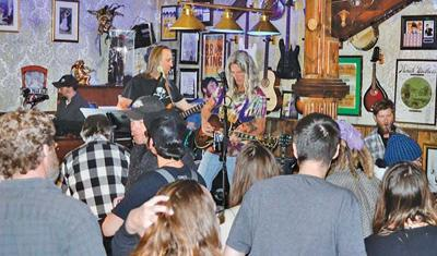 Leadville's Groovespeak plays BBQ and Brewfest Saturday