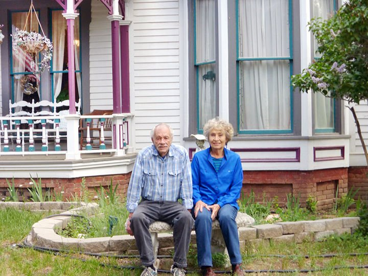 Randy and Andi Hendrie
