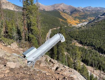 New avalanche mitigation