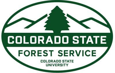 Colorado State Forest Service Logo
