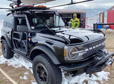 New Bronco