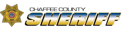 Chaffee County Sheriff's Office logo