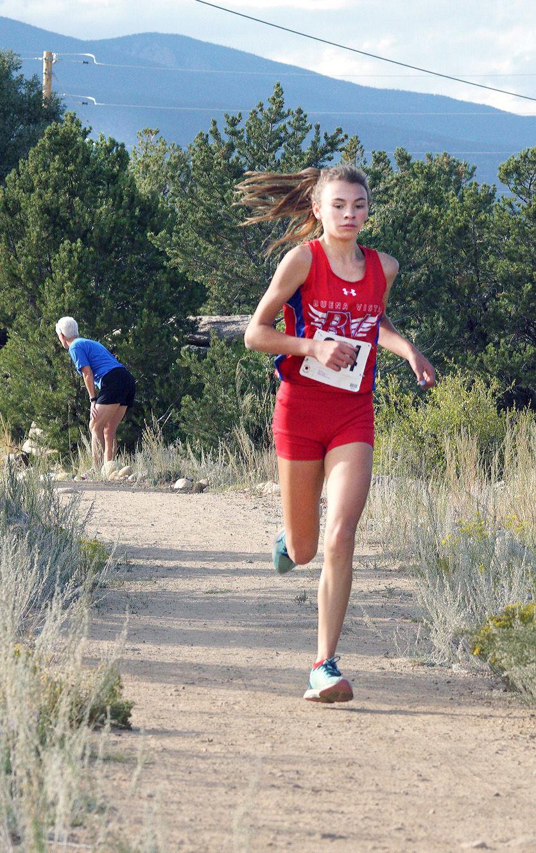 Molly McMurry runs