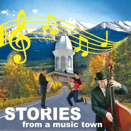 Music town logo