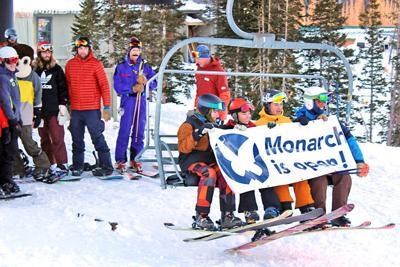 Monarch is open!