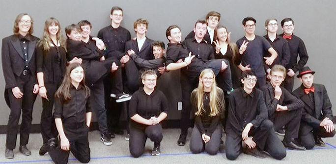 Collegiate Peaks Honor Jazz Band