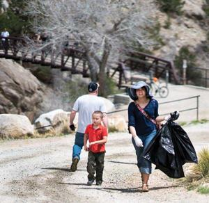 Weekend River Park Cleanup