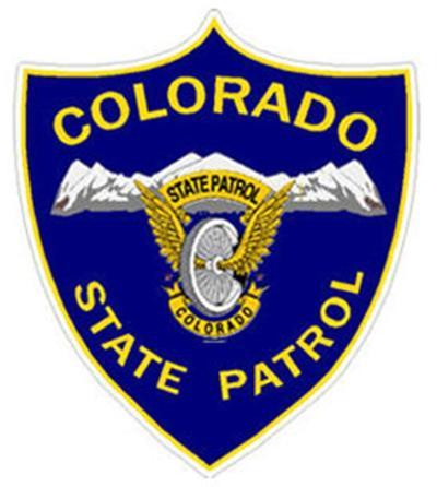 Colorado State Patrol logo