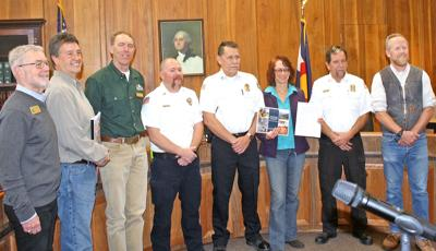 County adopts Wildfire Protection Plan