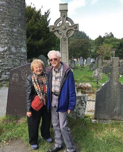 Rev. Marjorie and Ron Erickson