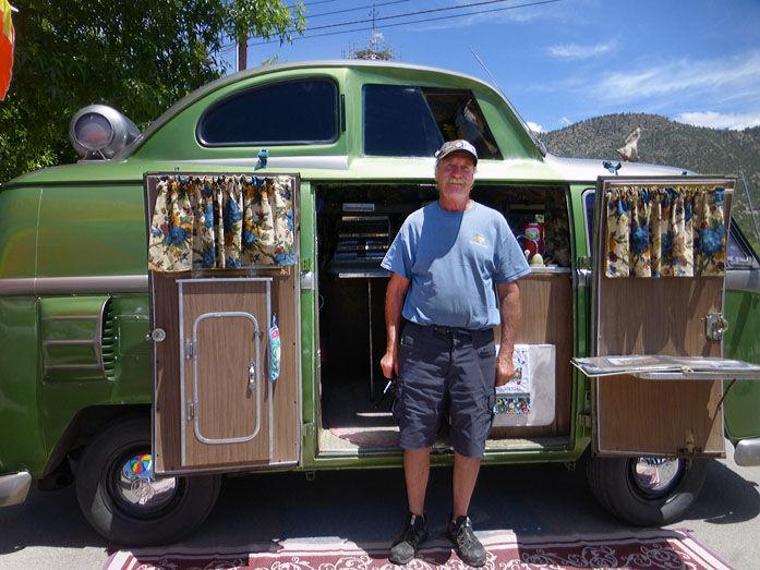 Frederickson's VW Camper
