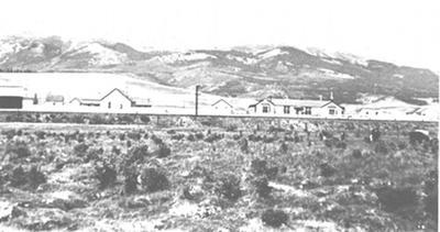 Hayden Ranch in 1940
